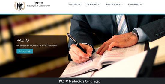 Pacto Conciliação – Mediação e Arbitragem Extrajudicial