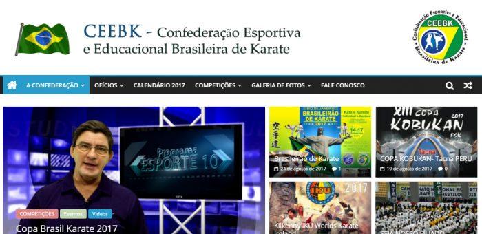 Confederação Esportiva e Educacional Brasileira de Karate