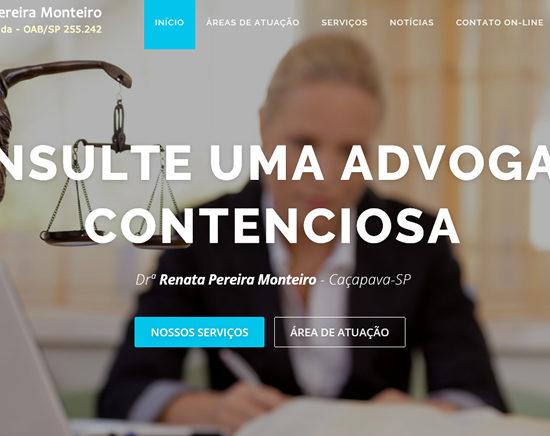 Drª Renata Monteiro – Advogada