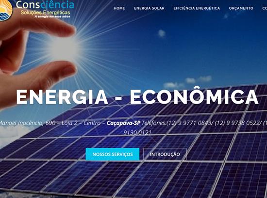 Consciencia Energia – Caçapava-SP