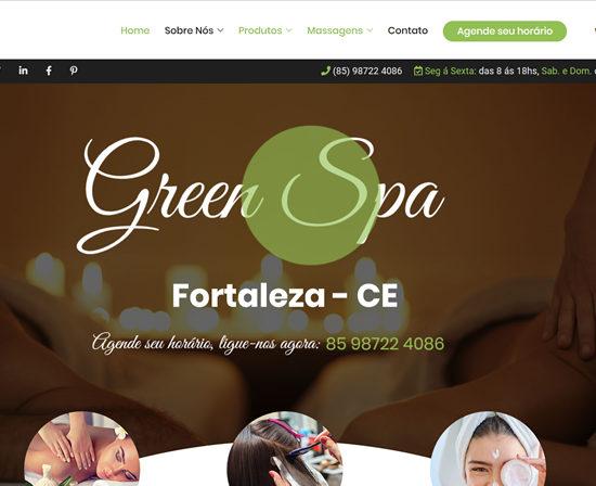 Green Spa – Fortaleza-CE