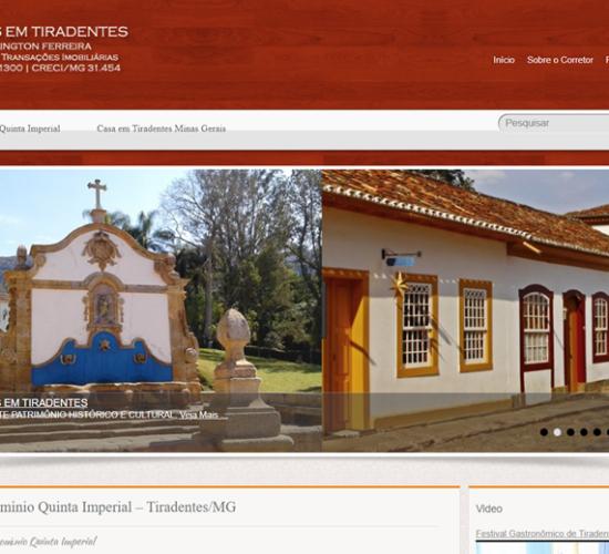 Imóveis Tiradentes – Minas